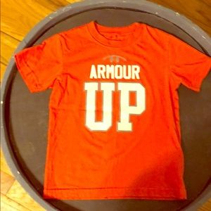 ARMOUR UP